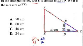 Geometry Review Chapter 7