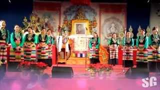Tibetan Song Namsa Marpo by Ontario Tibetan Women Association
