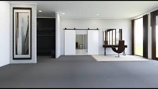 Master Bedroom | Contemporary Home Design 1 (Virtual Home)