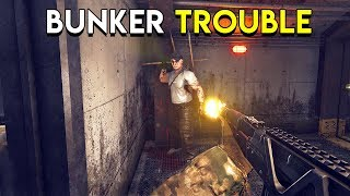 Trouble in a Military Bunker - SCUM