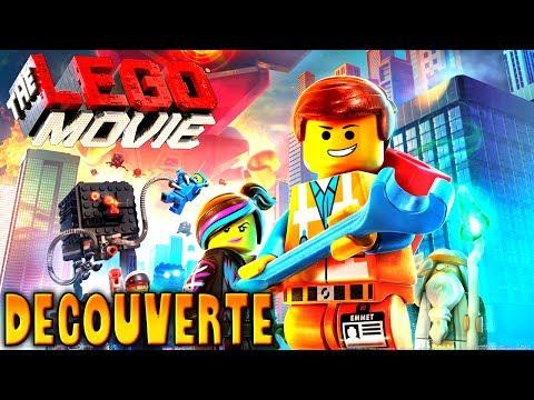 Vidéo LEGO Jeux vidéo PS4LGA : Lego La Grande Aventure Jeu PS4