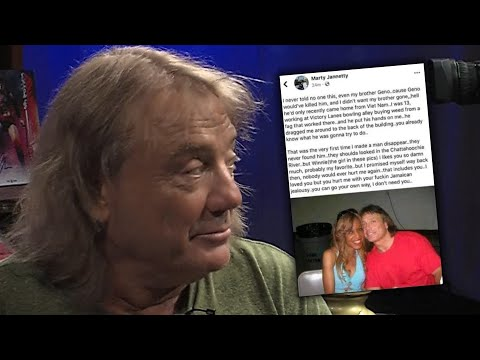 NEW!  Marty Jannetty Shoot Interview on Facebook Confession :: Wrestling Insiders #PartyWithMarty