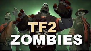 TF2 ZOMBIES! Crazy Custom Games! BRAINZZ!