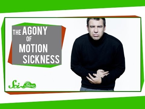 Why Do We Get Motion Sickness?