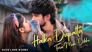 Halka Dupatta Tera Muh Dikhe   THM8   Cute Love Story By Unknown Boy Varun   Haryanvi Song 2020