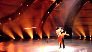 SYTYCD 7/27/11 Set Fire To The Rain (Rumba Routine)
