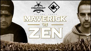 KOTD x CO - Maverick vs Zen  | #COVol3