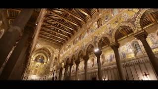 Catedral de Monreale; la espectacular fusión de románico, árabe y bizantino