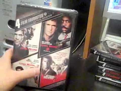 •· Free Watch Lethal Weapon: 4 Film Favorites