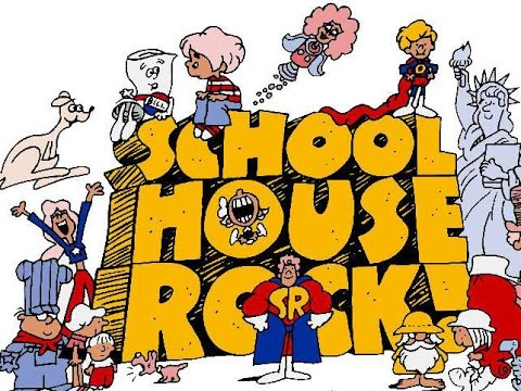 Schoolhouse Rock   Scooter Computer and Mr Chips   Introduction