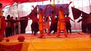 Gurus Of Peace [A.R.Rahman, Nusrat Sahab]:Dir. Satish Bedaag, Choreography Baby Aasma (11)