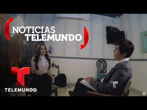 La Esposa De El Chapo Emma Coronel Habla Con Telemundo 15 Noticias Noticias Telemundo