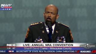 WATCH: Sheriff David Clarke Goes Off On Liberals Calls Them Rat...