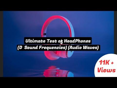 Download Ultimate Headphone Test Wear Headphone Video 3GP Mp4 FLV HD