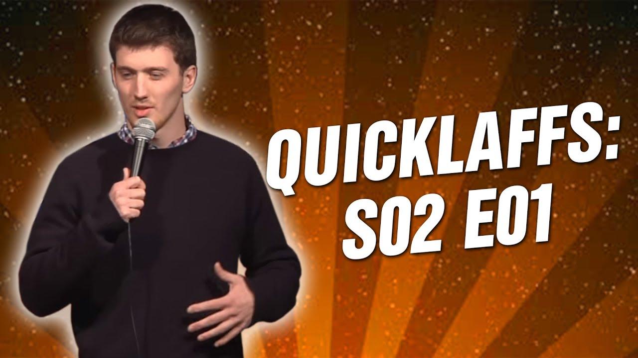Comedy Time - QuickLaffs: Season 2 Episode 1