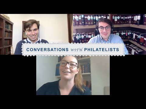 Conversations with Philatelists Ep 16: Suzanne Rae on Virtual STAMPEX