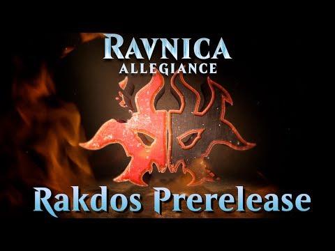 Podcast 206: Ravnica Allegiance Full Spoiler, Mythic Edition