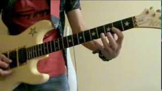 Bon Jovi Fear Guitar Cover