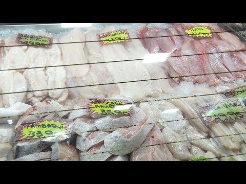 Feriado de Páscoa movimenta a venda de peixes em Nova Friburgo