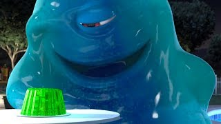 Monsters vs. Aliens, Without Context