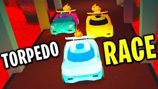 Massive New Ambulance Race In Roblox Jailbreak Minecraftvideos Tv