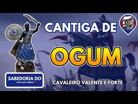 O Melhor Ponto de Ogum na Umbanda, Cavaleiro Valente e Forte