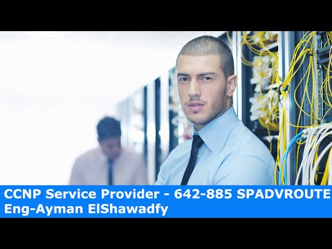 ‪32-CCNP Service Provider - 642-885 SPADVROUTE(IPv6 Transition Mechanisms)Ayman ElShawadfy | Arabic‬‏