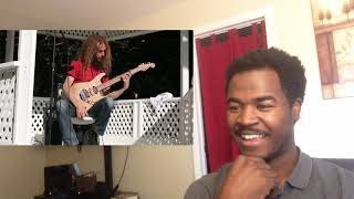 Guthrie Govan Waves Reaction!!!Awesome!!!