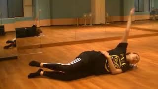 香音先生のダンス講座~一緒にやってみよう②~腹筋・背筋のサムネイル