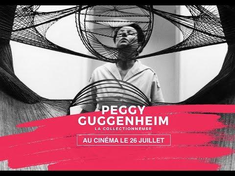 PEGGY GUGGENHEIM, La Collectionneuse - Bande annonce officielle