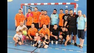 Futsal Club Port de Bouc vainqueur Coupe de Provence Futsal 2017-2018