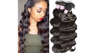 Types of human Hair Texture Weaves and Their Names