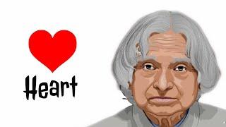 Heart || New APJ Abdul Kalam Sir motivational whatsapp Status & Quotes ||
