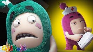 Oddbods Full Episode - Oddbods Full Movie   Bad Medicine   Funny Cartoons For Kids