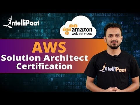AWS Solution Architect Certification | AWS Certification | AWS ...