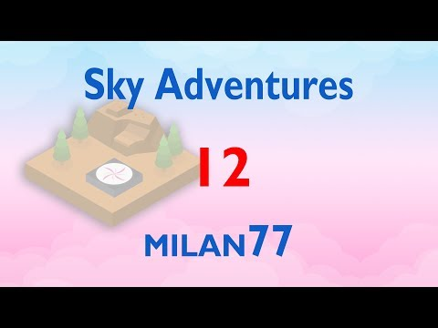 FTB Sky Adventures - E12 | Botania |