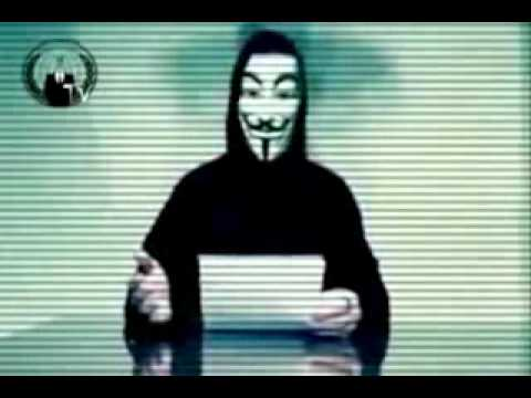 Anonymous amenaza a Facebook