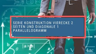 Quadrat, Rechteck, Raute, Parallelogramm und Co. - Vierecke erklärt ...