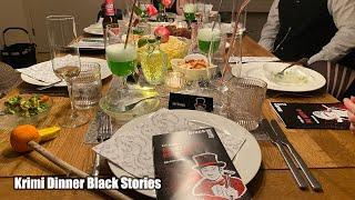 Krimi Dinner - Black Stories (Moses Verlag) - ab 16 Jahre