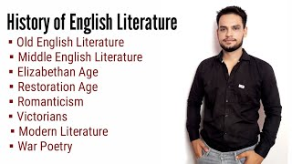 History Of English Literature In Hindi