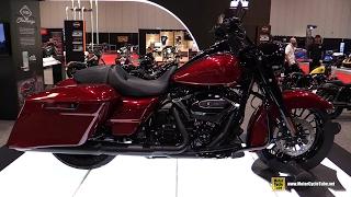 2018 Harley Davidson Road King Special - Walkaround - 2017 Toronto Motorcycle Show