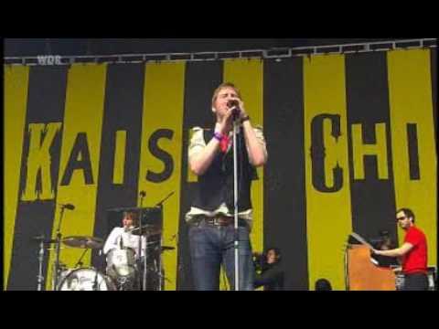 Kaiser Chiefs - 03 Born to Be a Dancer (Live @Rock am Ring 2006)