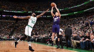 DEVIN BOOKER SCORES 70 POINTS YOUNGEST IN NBA HISTORY!   March 24, 2017