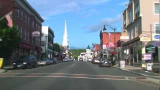 US-302 East: Littleton, NH