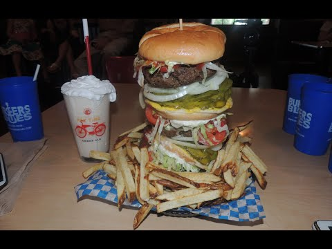 $1500 Whammy Burger Challenge Record   Randy Santel