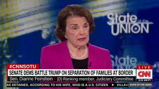 Sen. Feinstein on CNN