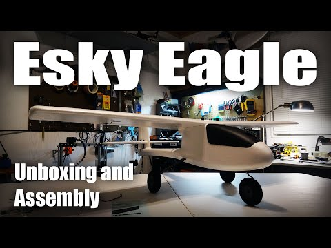 Esky Eagle (EYAS?) Unboxing and Assembly
