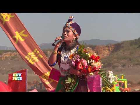 Ntxawm Tsab 2014 in China -Mus Suav Teb: