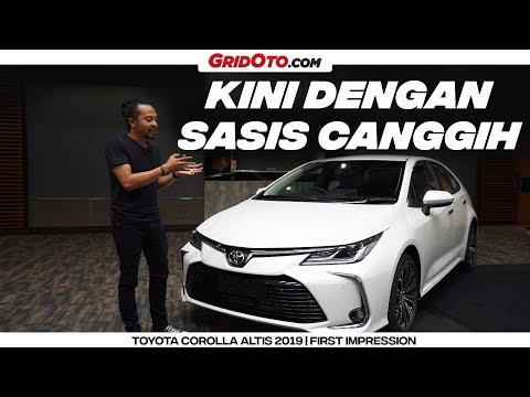 Toyota Corolla Altis 2019 | First Impression | GridOto