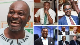 TOP 20 R!CHEST MEN IN GHANA - 2019 AND THEIR NET WORTH
